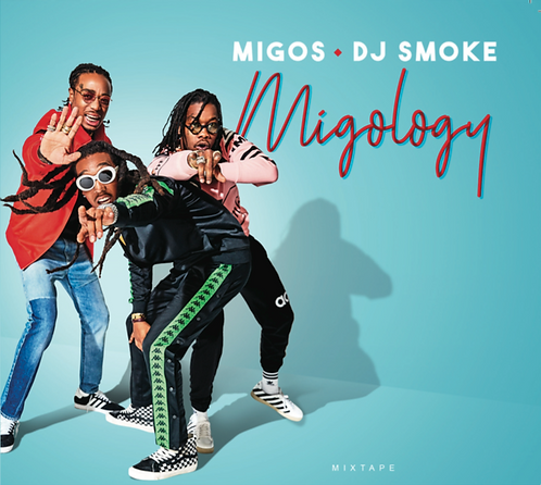 Migology (CD digipack + doubIe poster)