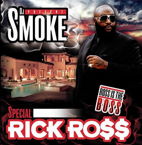 Ross Is The Boss (CD)