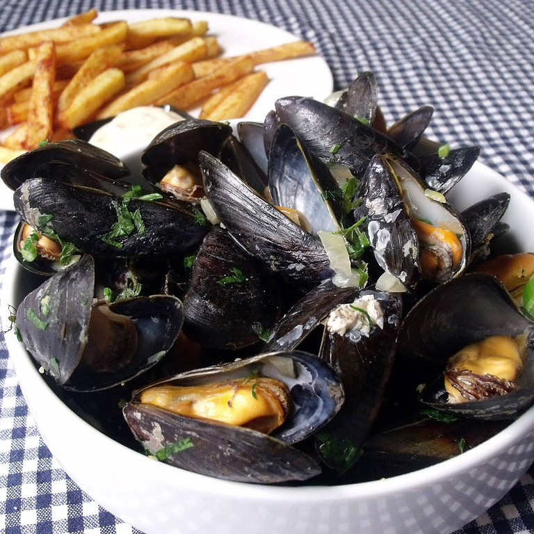 Moules Frite