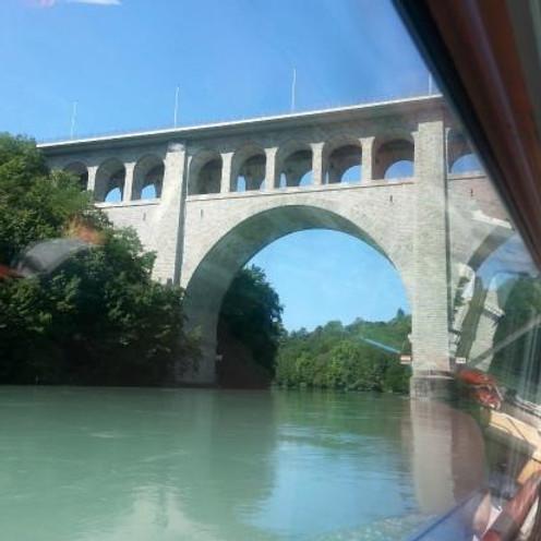 Croisière les rives du Rhône