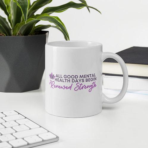 All Good Mental Health Days Mug