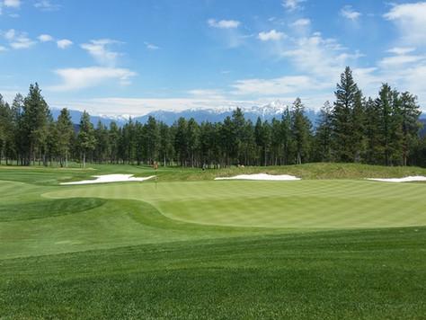 Golf in the Kootenays
