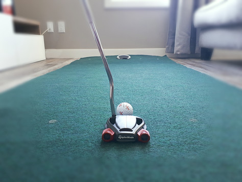 Getting your game ready for spring from home
