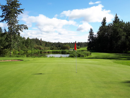 Walkable delight in the heart of Central Alberta - Alberta Springs Golf Resort