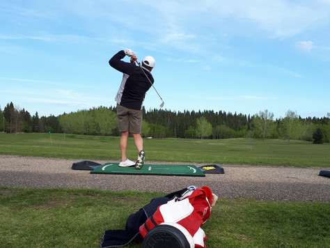Taking your game from the range to the course
