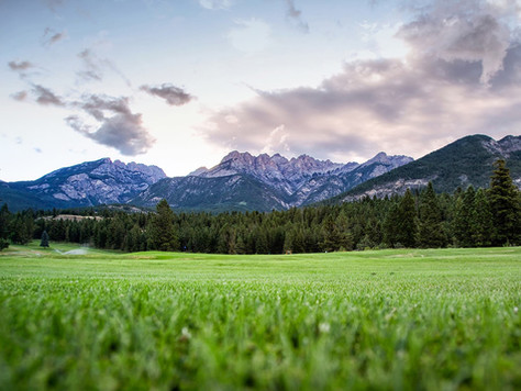 Immerse yourself at Fairmont Hot Springs Resort