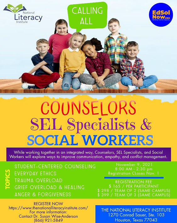 Counselors SEL Specialist and SW Conf .jpg