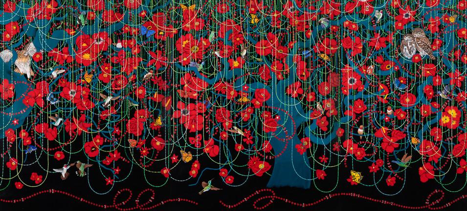A thousand Flowers