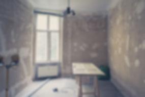 home renovation - old flat during renovation - vintage filter .jpg