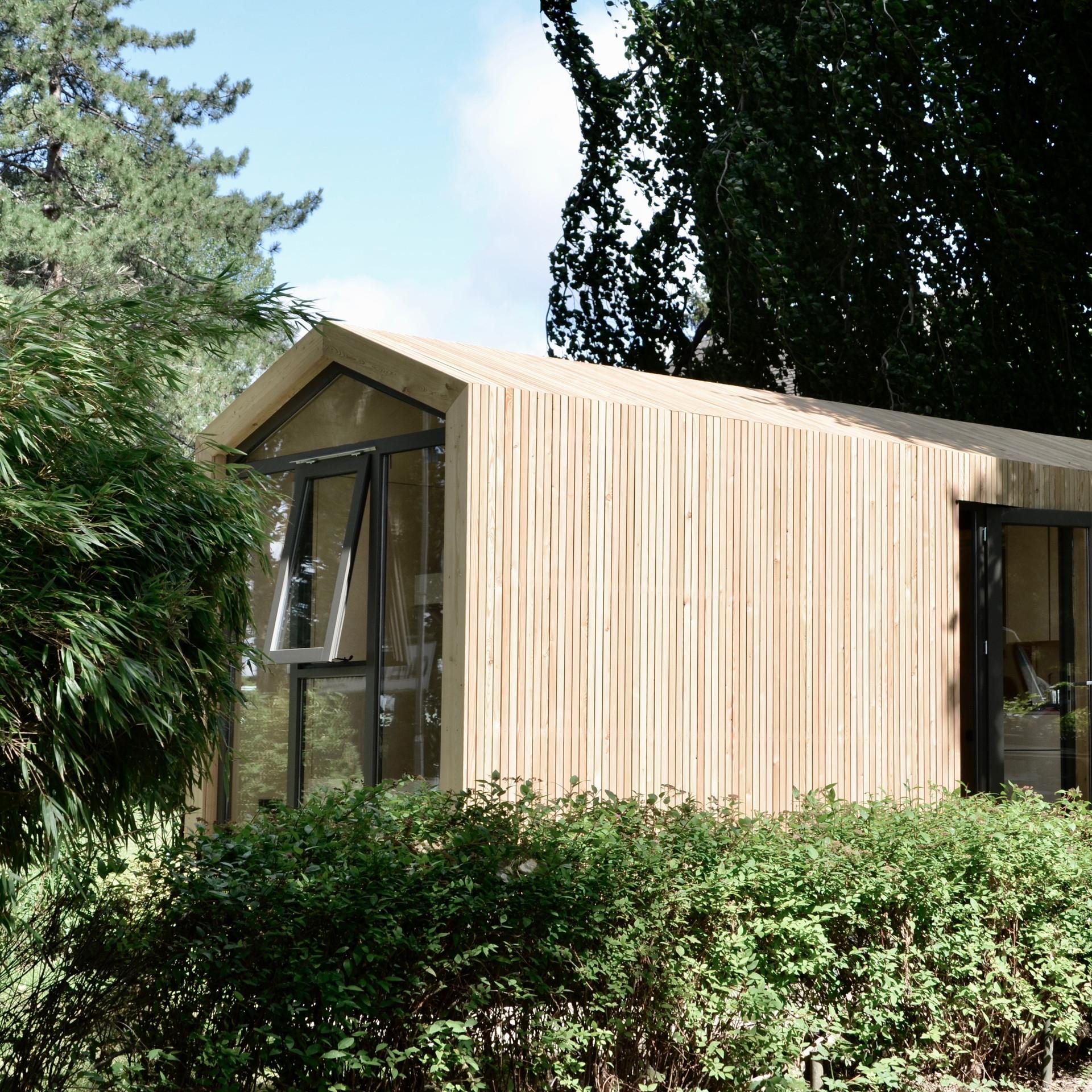 Hausen Eins: das Gästehaus des Wiesenhauses