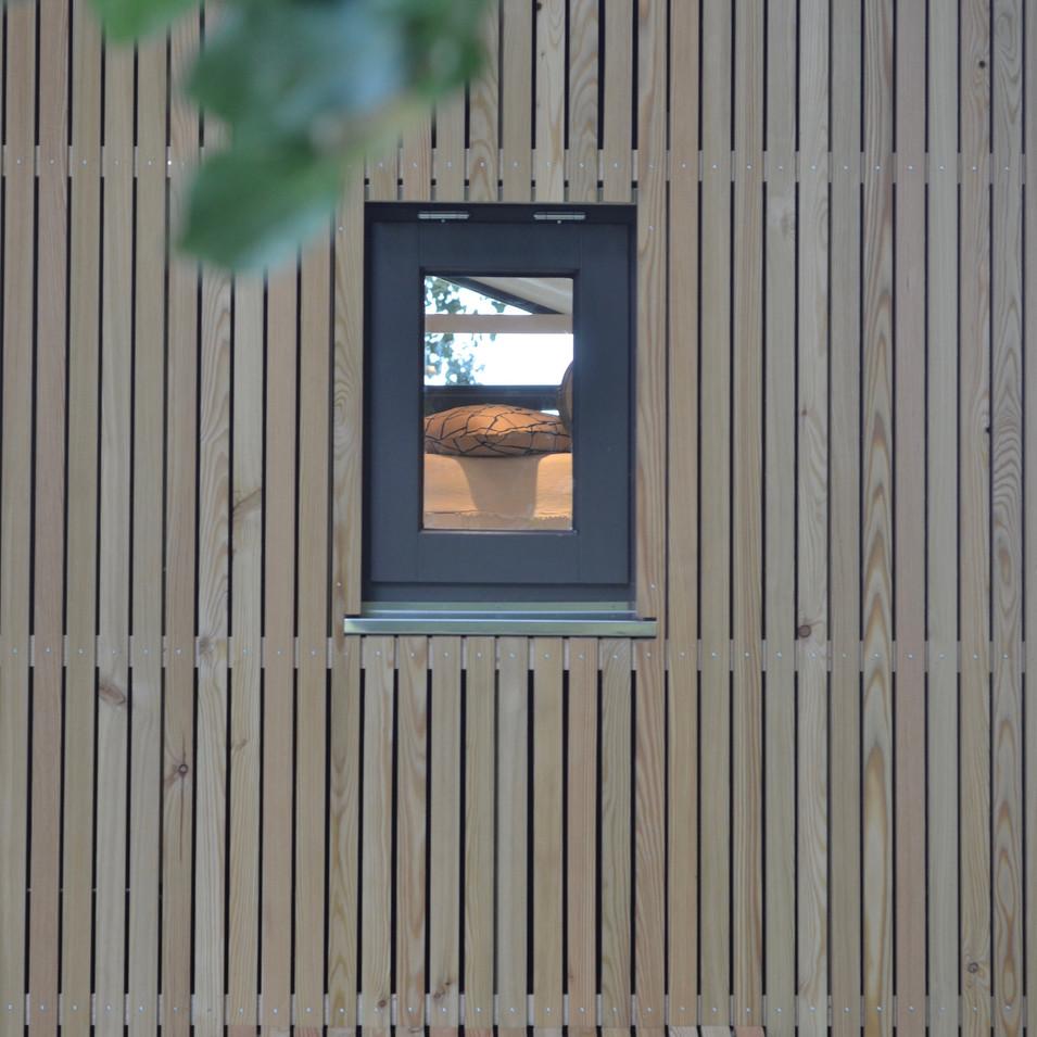 Fenster zum Bad