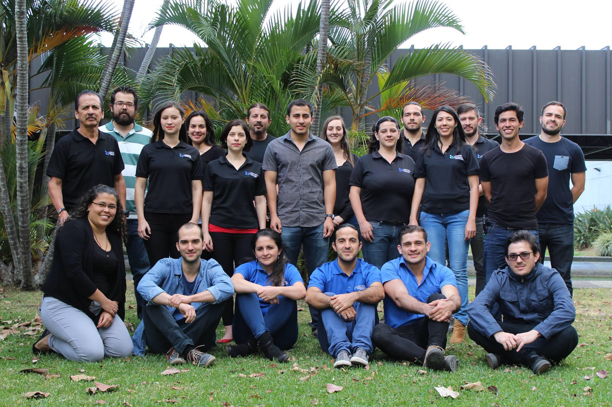 Lanotec Team