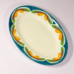 Underwood dish M (top view)