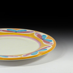 flat plate (detail view)