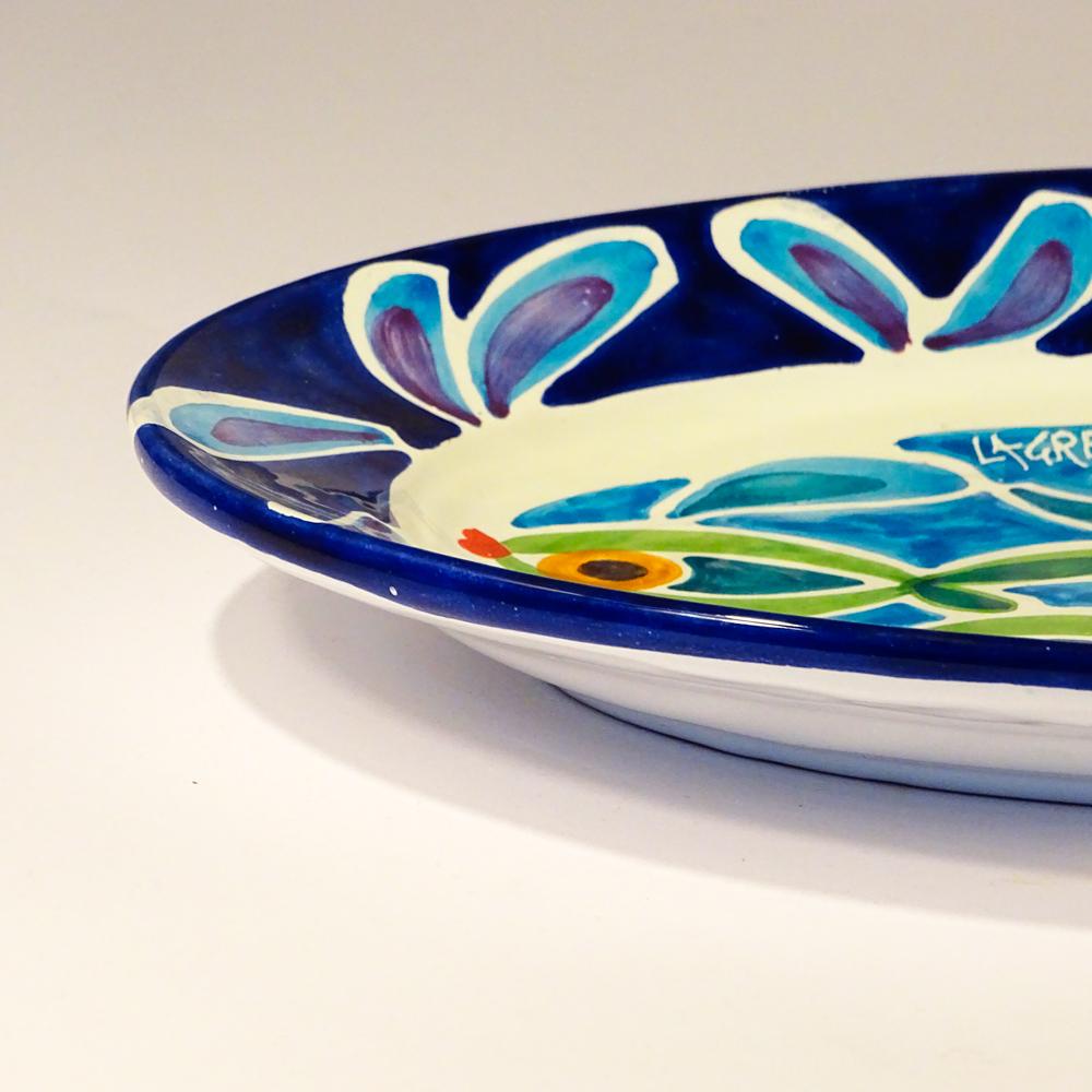 Seawater dish M (detail view)
