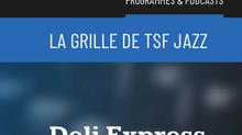 Ludovic Beier invité du Deli Express sur TSF JAZZ Radio le 2 mars entre 12h et 13h