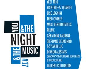 Ludovic Beier avec le Django Allstars à la Salle Pleyel le 16 décembre !