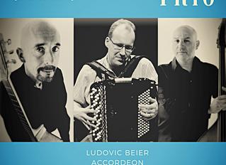 Le Trio en Concert au Café Montparnasse le 21 AVRIL 2018