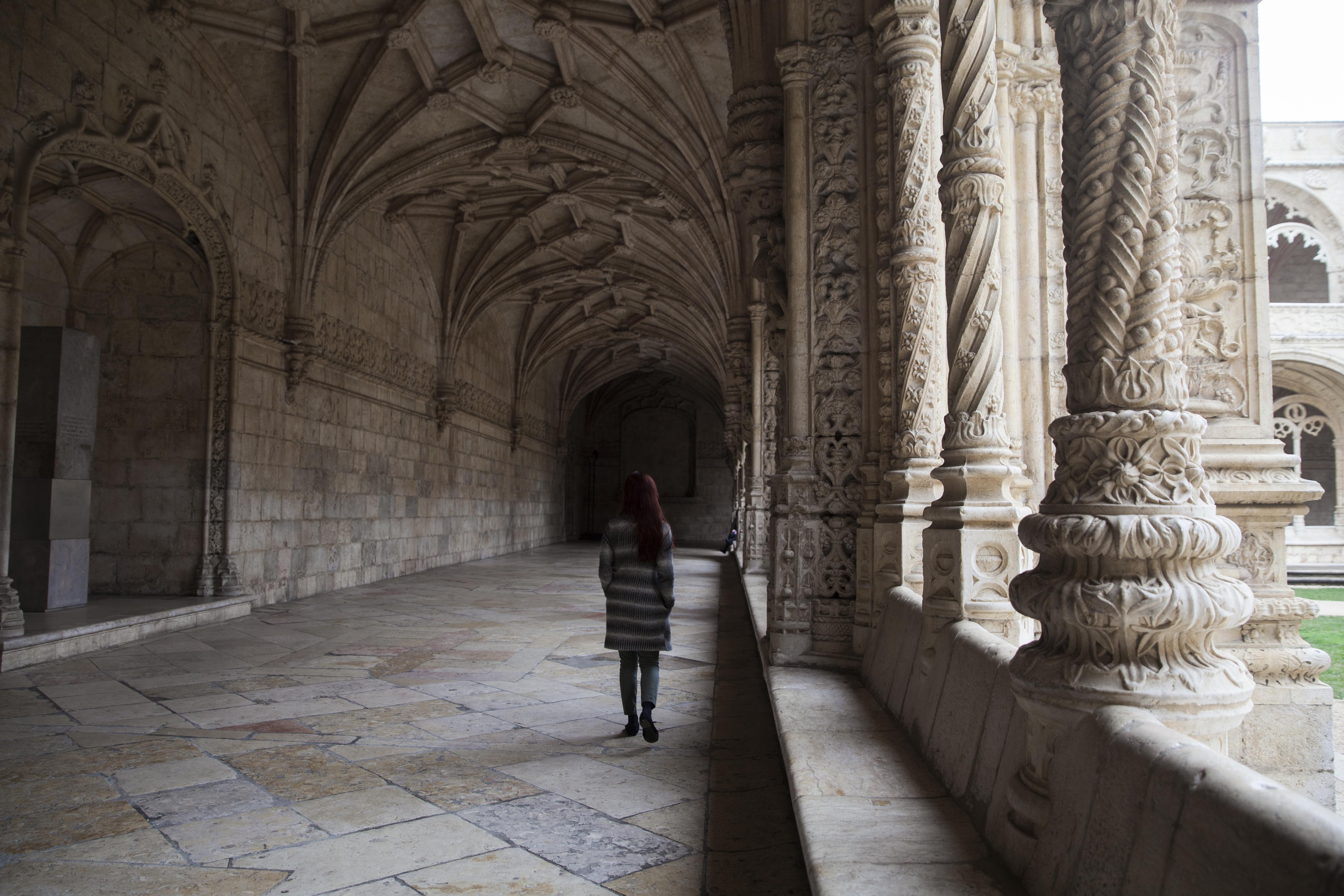 Faith, Jerónimos Monastery, Lisbon