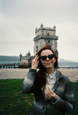 Faith, Belém Tower, Lisbon