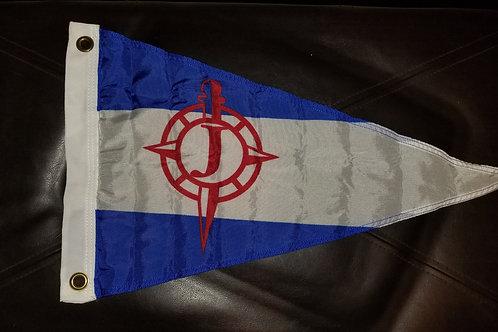 JYC Burgee Flag