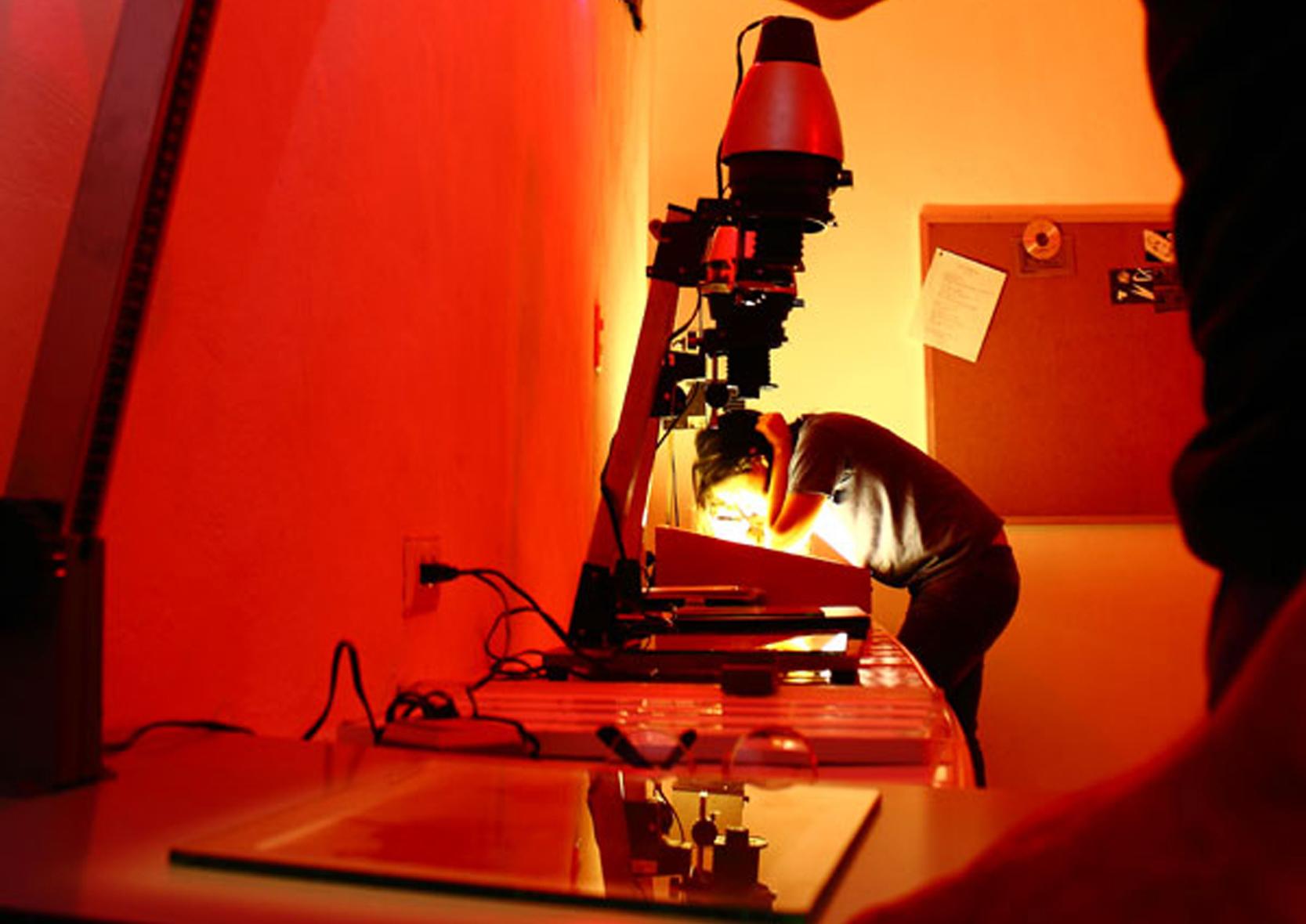 Laboratorio Fotográfico uno