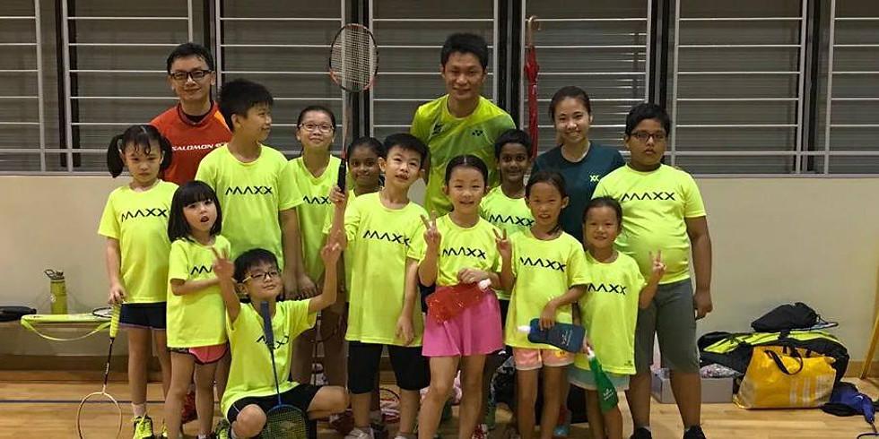 Badminton Group Class - Saturday 3pm