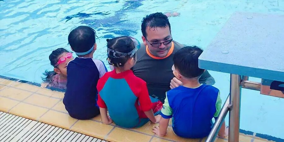 Swimming Group Class - Friday 430pm