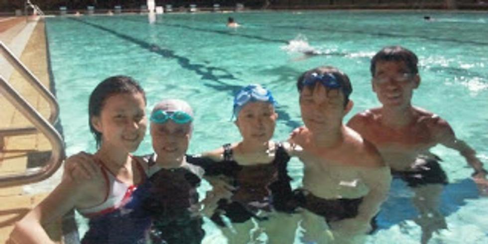 Adult Swim Group Class - Wednesday 7pm