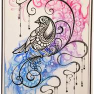 Cosmic Little Bird