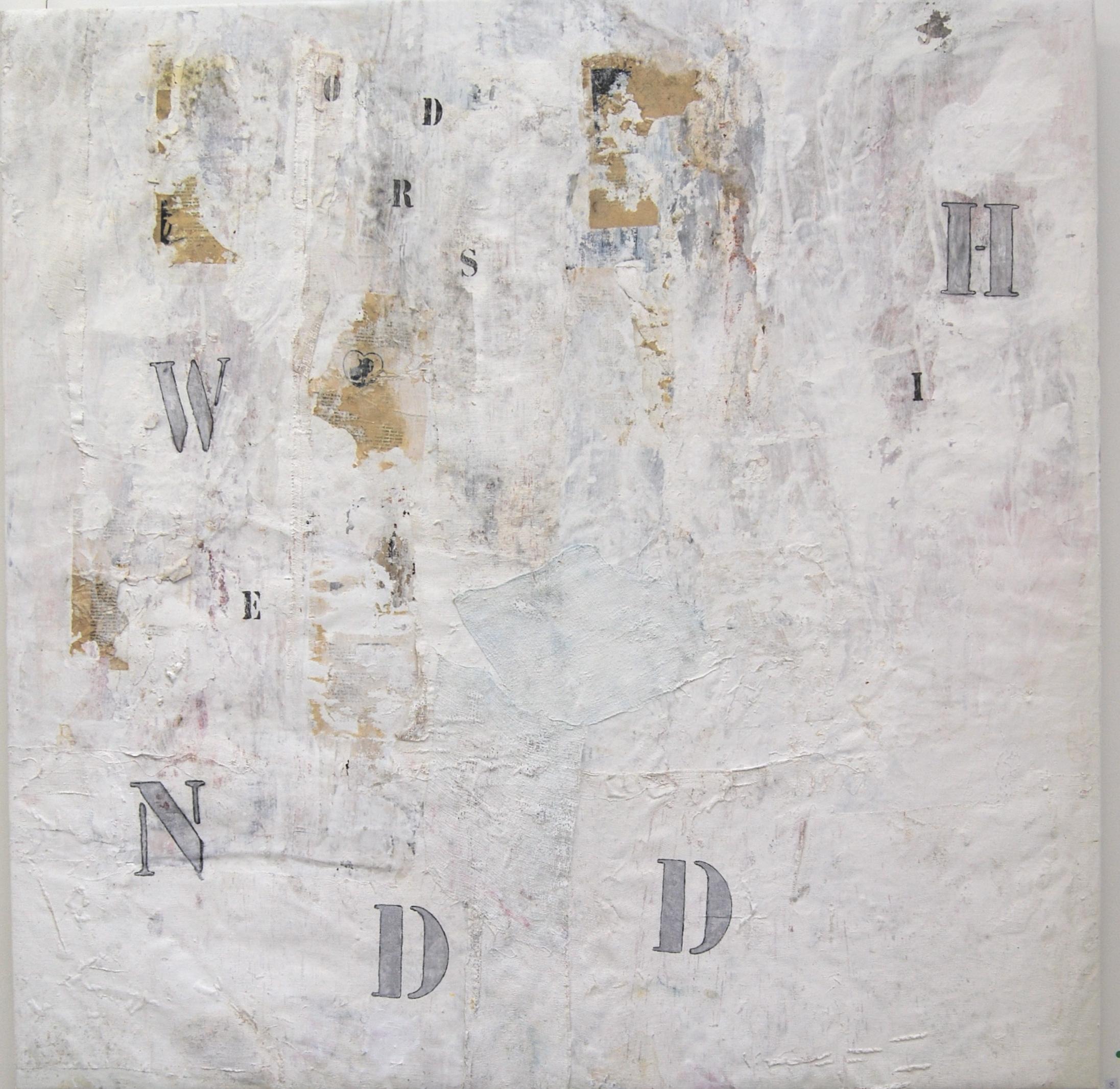 """""""Hidden Words""""   120x120"""