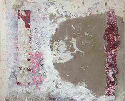 """""""Concrete Flower""""  106x128"""
