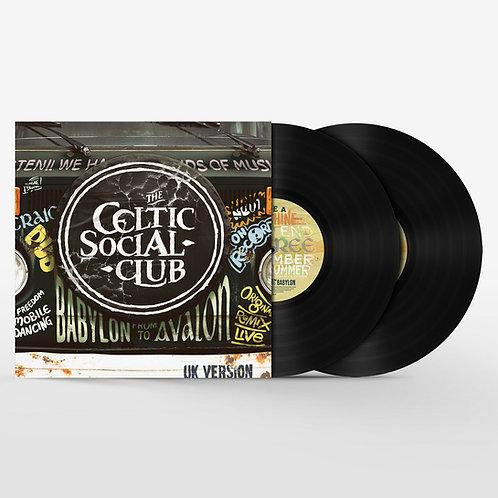 Double vinyl - From Babylon to Avalon UK Version