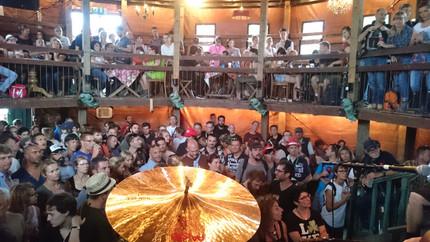Tour Vagabonde-Paleo festival