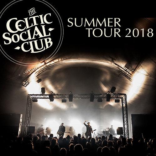 Summer tour 2018 - Sortie le 9 avril 2021