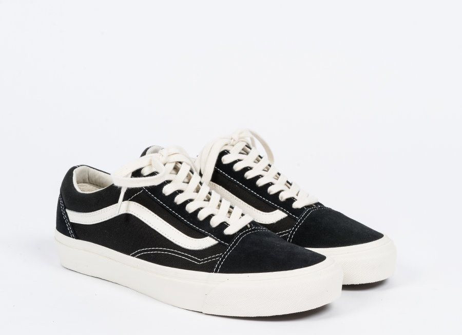 Vans Vault ─ OG Old Skool Black Marshmallow ─ VN0A36C8N8K | Metak
