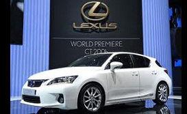 קריינות לפרסומת- Lexus