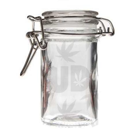 Leafy jar
