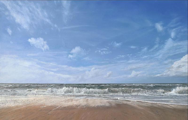 Uitwaaien aan Zee I
