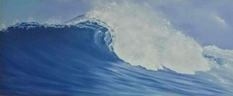 Atlantic swirl