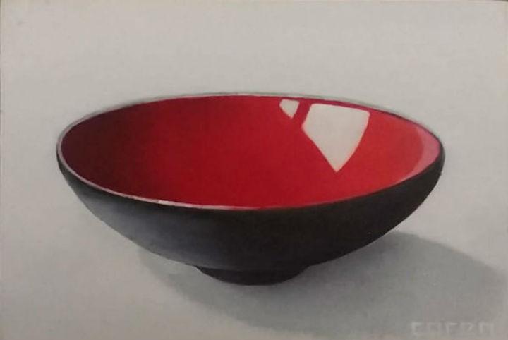 Zwart Rode schaal