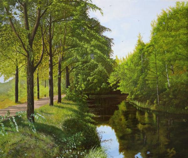 Geesters Stroomkanaal I
