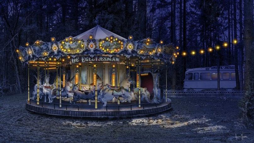 Carousel de Egeltjesman