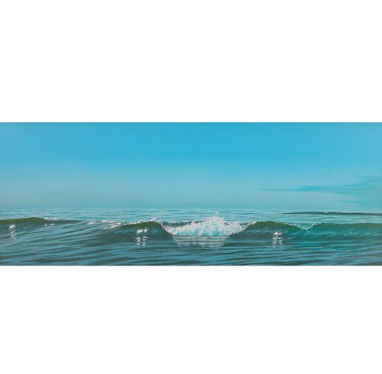 Serene ocean