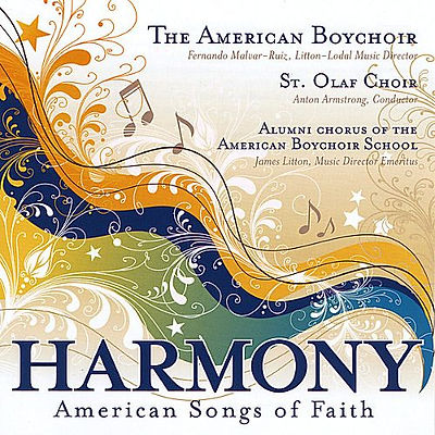 Harmony American Songs of Faith American
