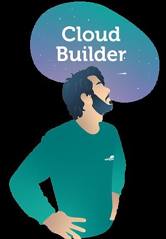 Recrutement Cloud Builder informatique travail