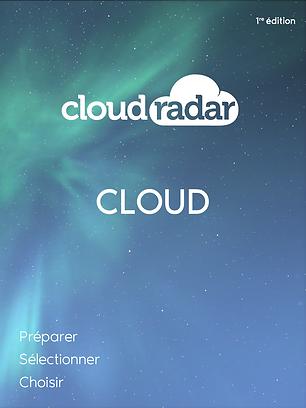 Cloudradar le guide complet du Cloud tutoriel livre blanc