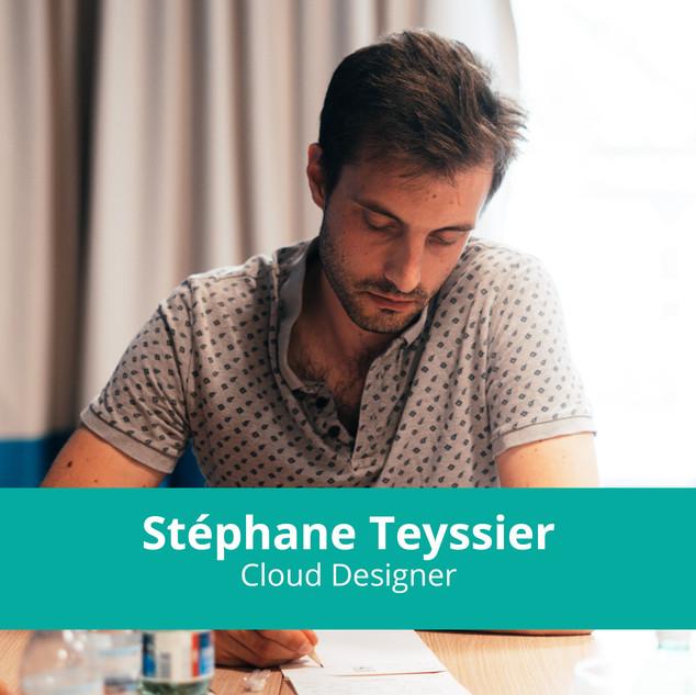 Stéphane Teyssier directeur de l'agence WeScale à Nantes