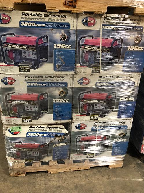 Brand New Generators- Closeout- Take All