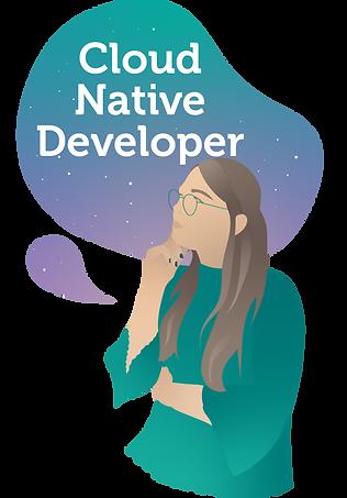Recrutement Cloud Native Developer informatique travail emploi